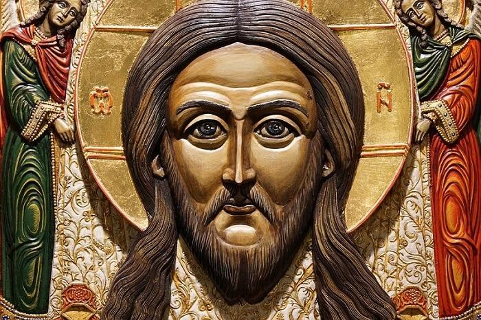 obraz jezusa miłosiernego w Kościele